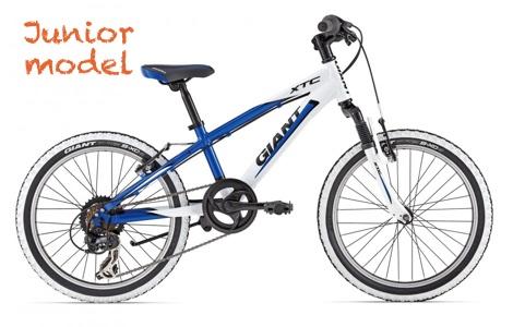 giant xtc jr 120 mountainbike huren voor kinderen
