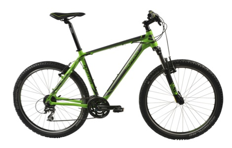 Thompson Raptor mountainbike